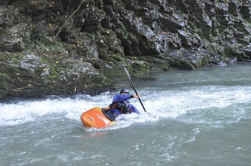 kayak  water  paddle