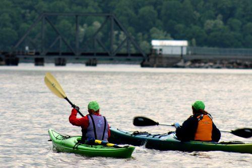 kayak kayaker boat