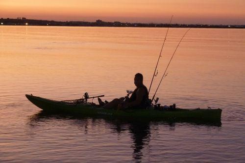 kayak fishing fishing kayak