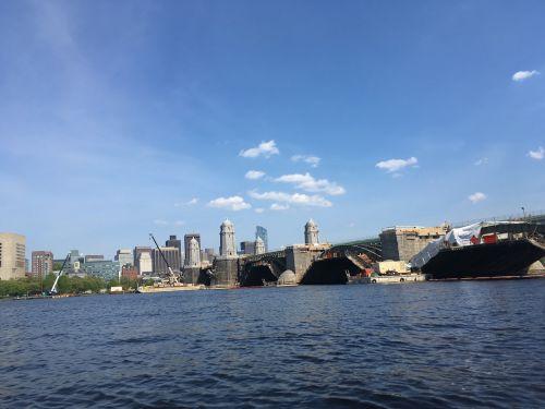 kayaking boston downtown