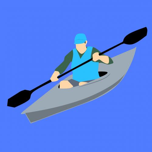 kayaking kayak extreme sports