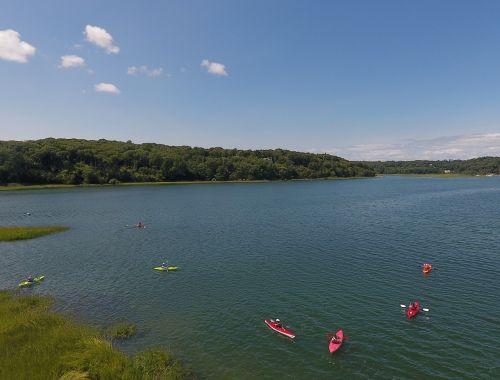 baidarės,vanduo,mėlynas,Sportas,vasara,poilsis,kelionė,linksma,atostogos,laisvalaikis,lauke,aktyvus,jaunas,dangus,gamta,nuotykis,upė,kayaker,drone,fantomas 4