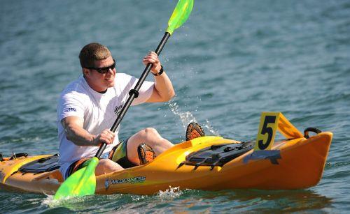 kayaking kayaker kayak