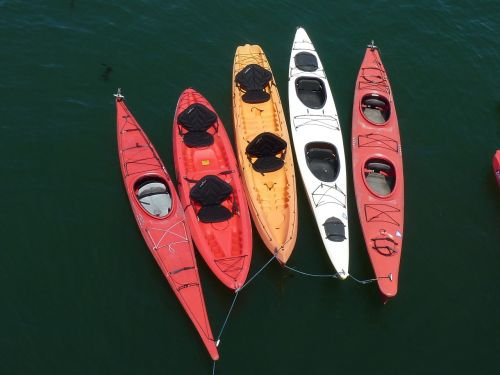 kayaks santa cruz beach canoe