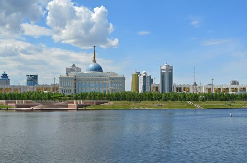 kazakhstan astana palace of the president of the republic of kazakhstan