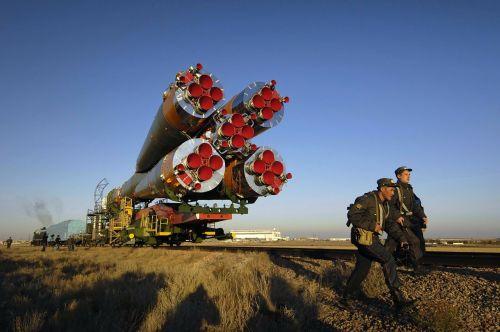 kazakhstan soyuz rocket