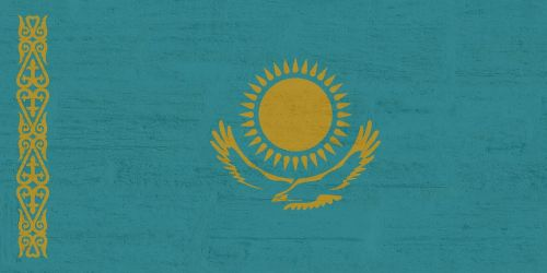 kazakhstan flag international