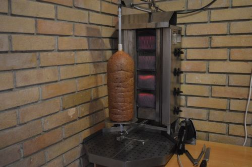 kebab beef stove