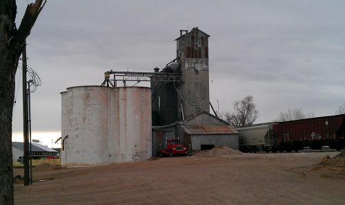 keenesburg colorado grain silo