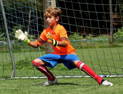 keeper football sport