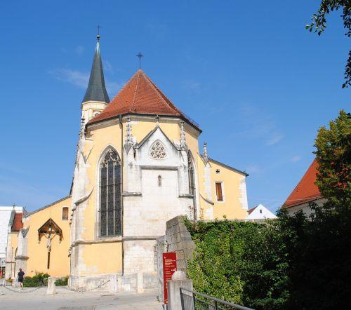 kelheim altmühltal nature park church