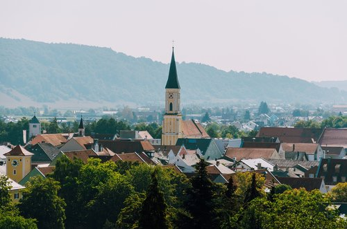 kelheim  bavaria  niederbayern