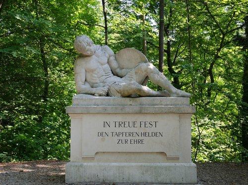 kelheim  bavaria  monument
