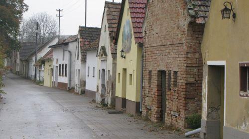 kellergasse wine wine village