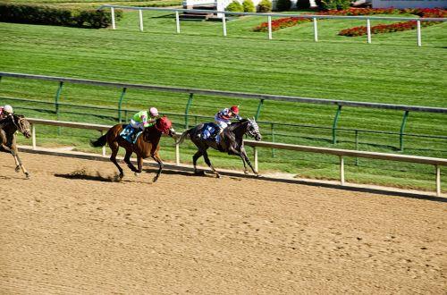 kentucky louisville horse racing