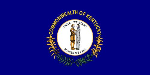 kentucky flag state