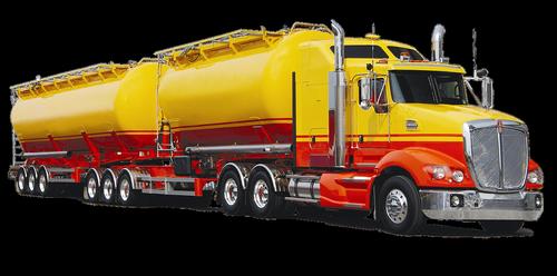 kenworth  t609  tank truck
