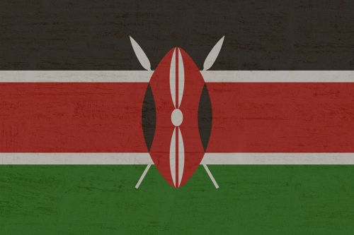 kenya flag international