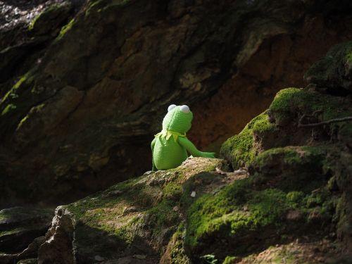 kermit frog green