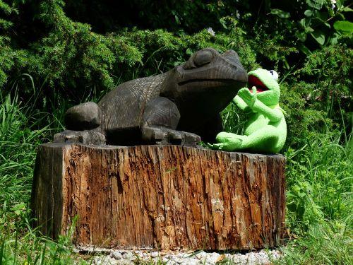 kermit frog talk