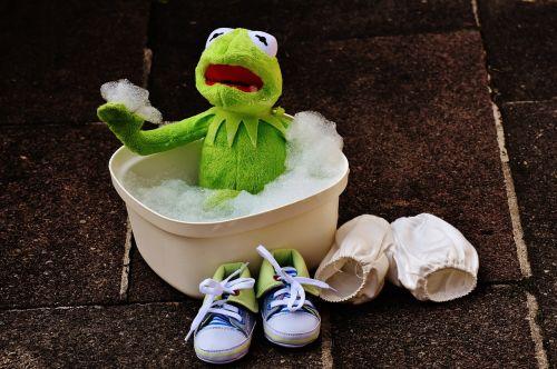 kermit bath bath foam