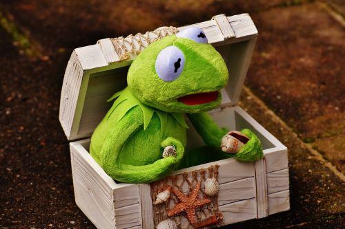 kermit frog chest