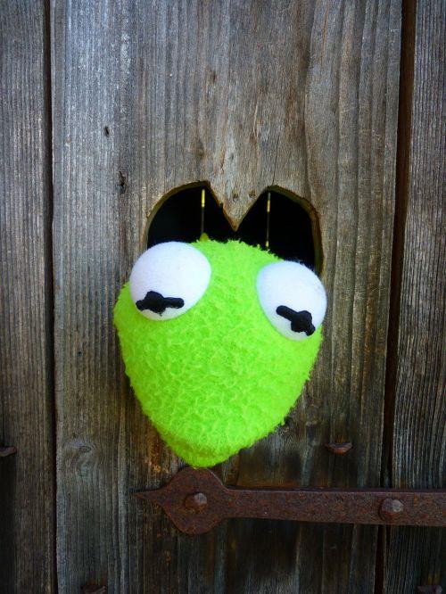 kermit green frog