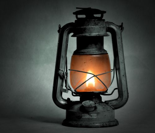 kerosene lamp old replacement lamp