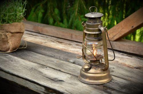 kerosene lamp light lamp