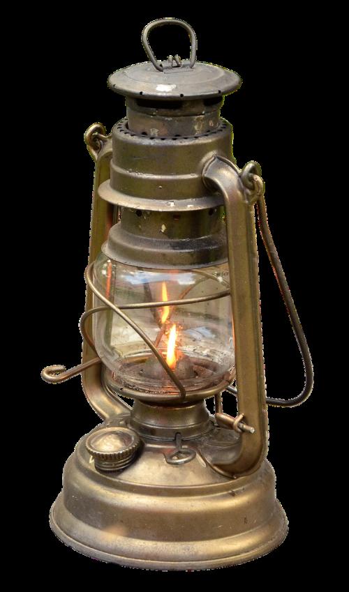 kerosene lamp lamp light