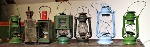kerosene lamp karbidówka lantern