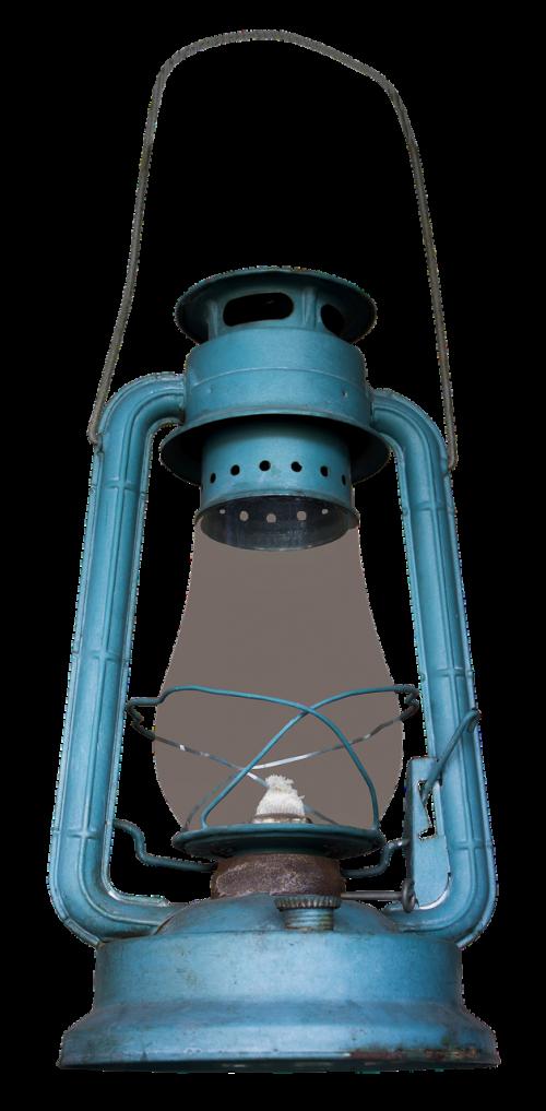 kerosene lamp lamp old