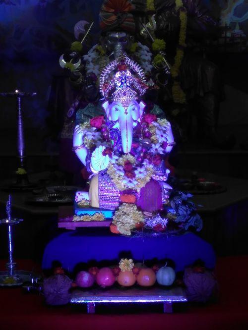 kesarivada,pune,Indija,Ganpati,ganesh,festivalis,Hindu Dievas,Lordas-ganesas,dievas