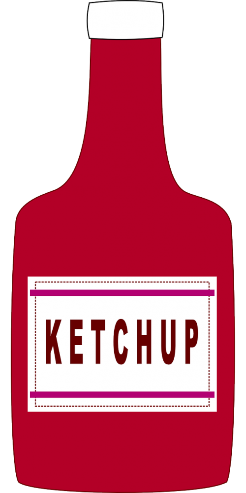 ketchup bottle condiment