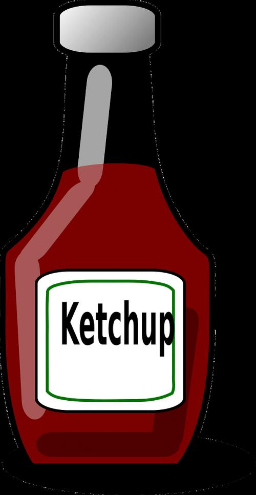 ketchup sauce tomato
