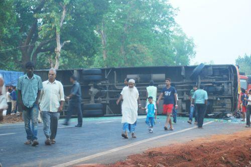 KETK Accident, Mumbai-Goa Highway 1