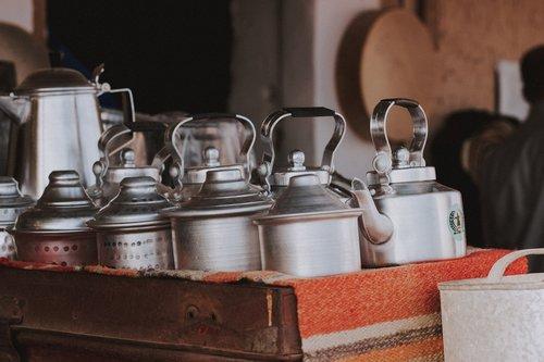 kettle  old  vintage