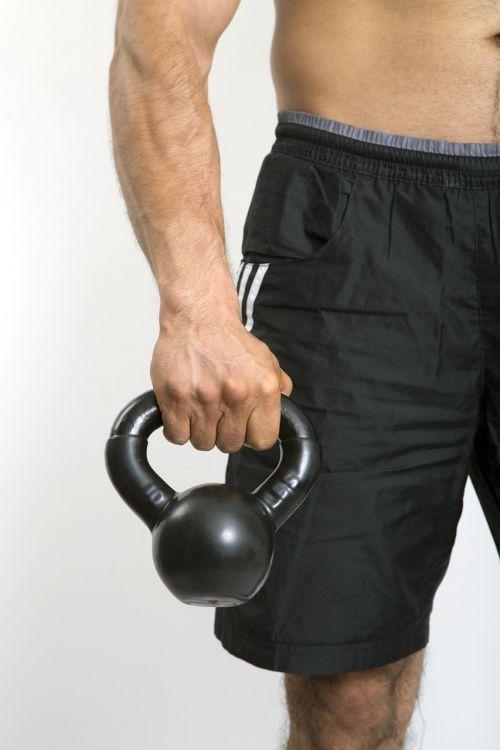 kettlebell arm strong arm