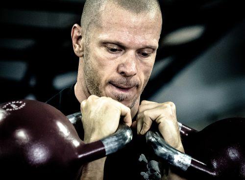 kettlebell trainer personal trainer ikff