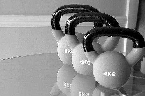 kettlebells  sport  workout