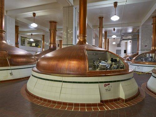 kettles  beer  brew house