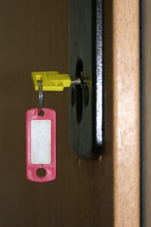 key label lock