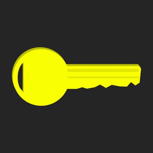 key key service yellow