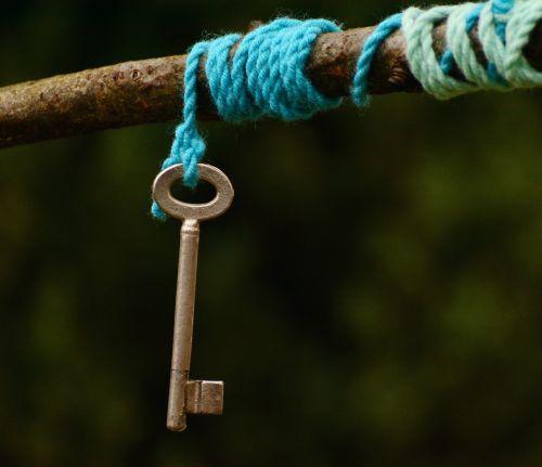 key cord symbol