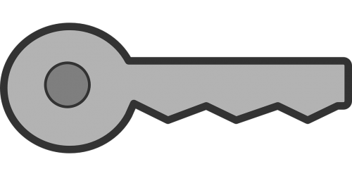 key unlock password