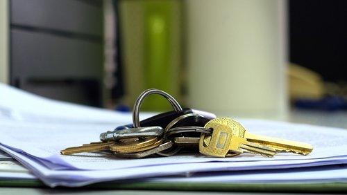 key  keys  office