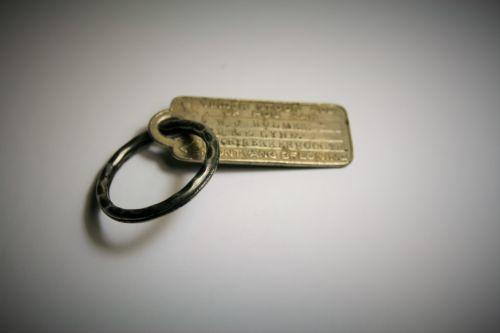 Key Ring For Key