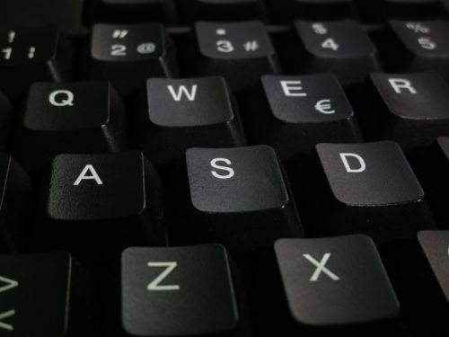 keyboard keys pc