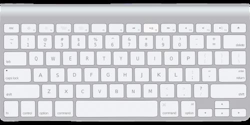 keyboard typing computer