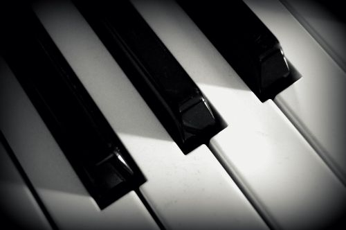 keyboard keys music
